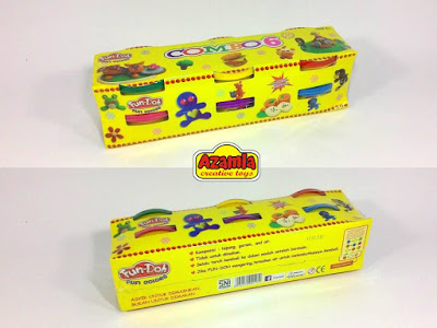 Fun-Doh Mix 6, fun doh indonesia, fun doh surabaya, distributor fun doh surabaya, grosir fun doh surabaya, jual fun doh lengkap, mainan anak edukatif, mainan lilin fun doh