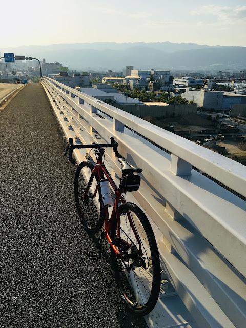 JAMIS RENEGADEと阪神しまなみ海道