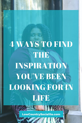 The Low Country Socialite, Plus Size Blogger, Savannah GA, Finding inspiration in Life
