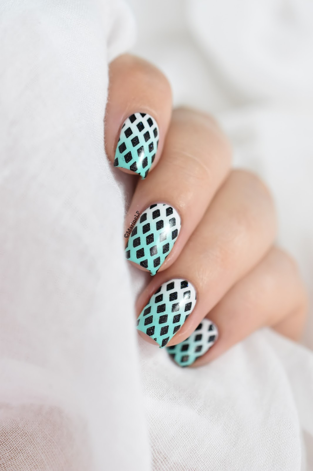 Nailstorming - Bijoux de famille - Marine Loves Polish and