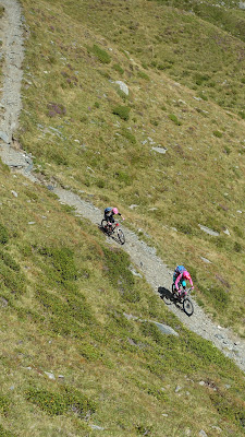 Mountainbiketour am Brenner inklusive Track
