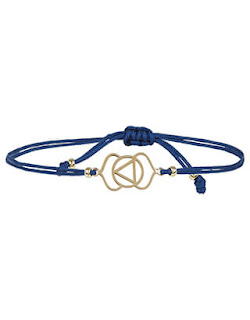 Accessorize Third Eye Chakra Friendship Bracelet