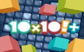 Play 10x10 Plus game online.