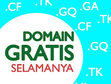 Daftar Situs Web Penyedia Domain Gratis