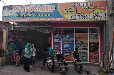 Mahir Bahasa Bule Di Kampung Inggris Pare Bersama Pyramid English Course