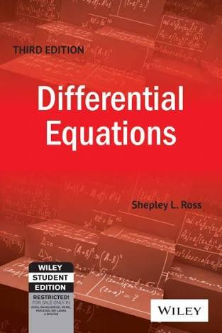 Elementary differential equations with boundary value problems.