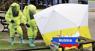 США ввели перший етап санкцій проти РФ у відповідь на хіматаку у Солсбері