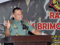 Kontroversi ucapan Panglima TNI soal 5 ribu senjata ilegal