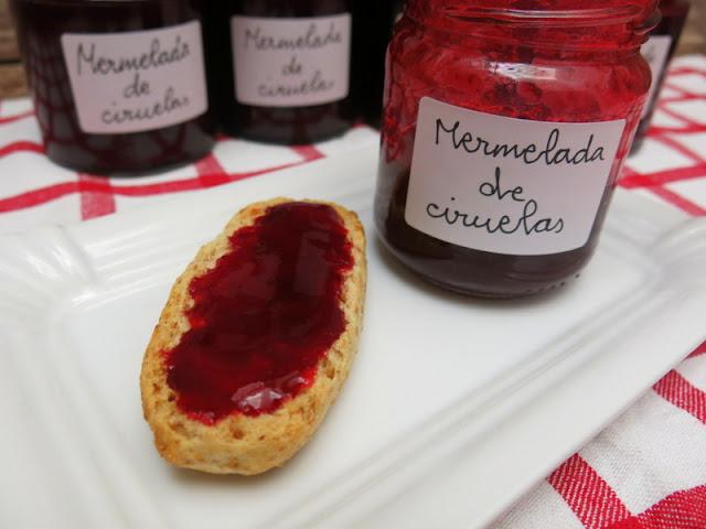 MERMELADA DE CIRUELAS