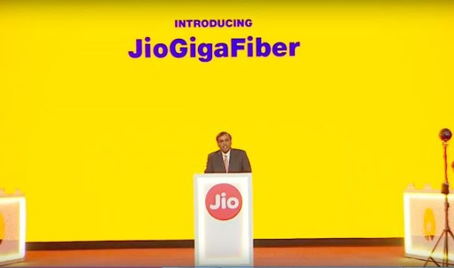 What Is Jio GigaFiber | How it works