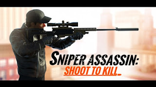 Sniper 3D Assassin Mod Apk v1.14.1 Unlimited Gold/Gems