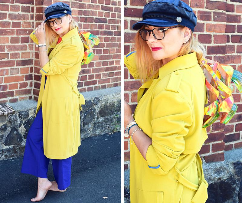 wie trage ich Colorblocking, wie style ich ein Colorblocking Outfit