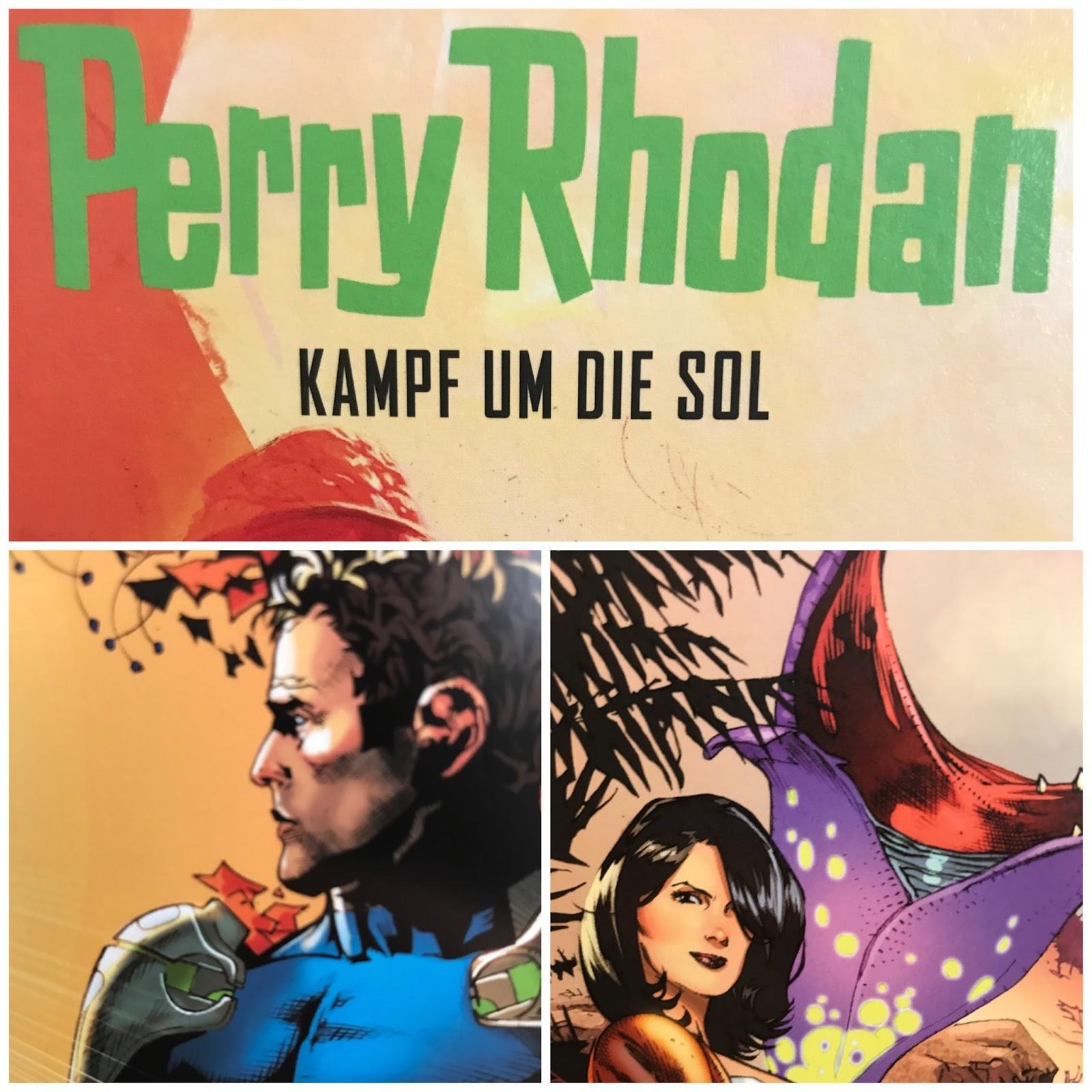 Die Testsieger Unserer Redaktion: PERRY RHODAN-Redaktion: Kampf Um Die SOL Als Comic-Hardcover