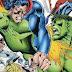 MARVEL vs DC Fichas de personajes.