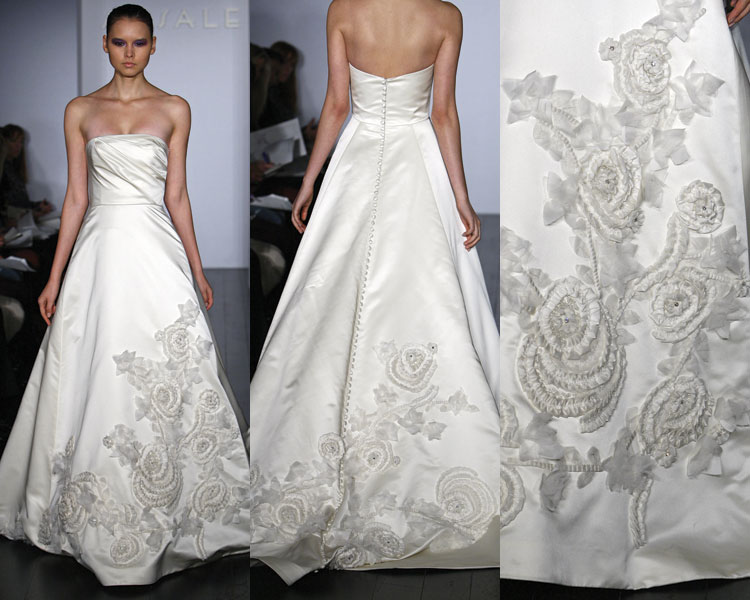 Cheap Wedding Gowns Online Blog: Amsale Wedding Dresses