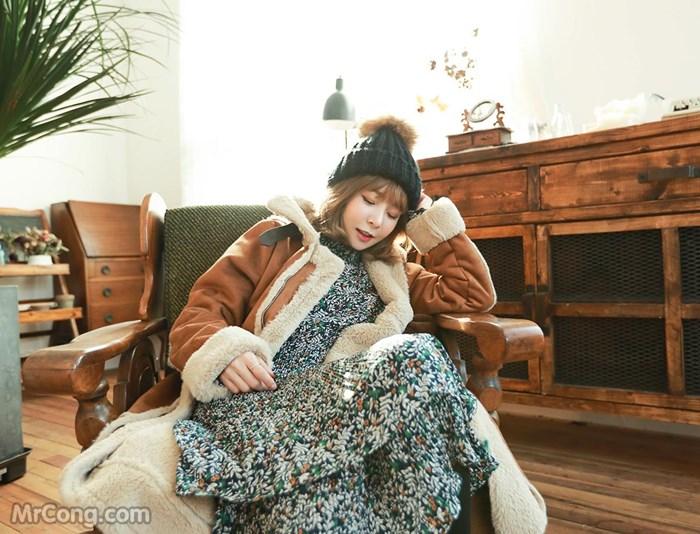 Người đẹp Shin So Jung trong bộ ảnh thời trang tháng 12/2016 (42 ảnh)