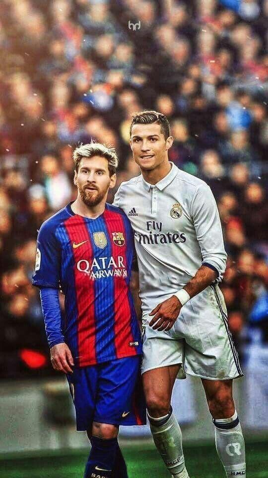 Football Basketball Tennis and more: Messi vs Ronaldo