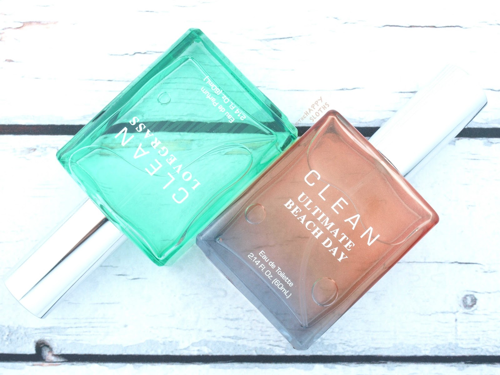 Clean Ultimate Beach Day Eau de Toilette & Lovegrass Eau de Parfum: Review