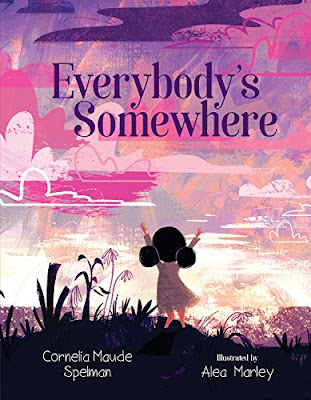 If you have a little one with separation anxiety, Everybody's Somewhere is a great read aloud. Even if you can't see someone, they are still somewhere!