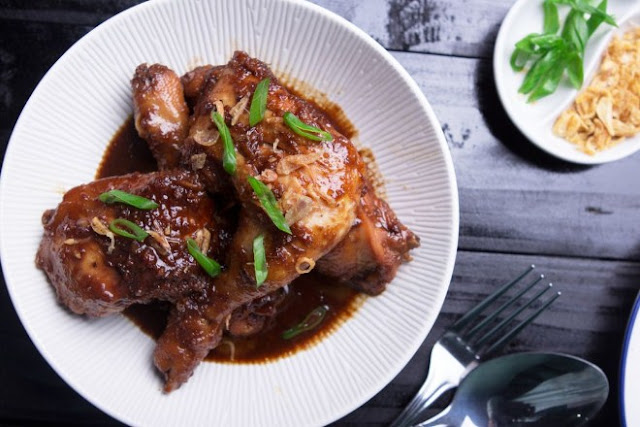 Resep Semur Ayam Kecap Spesial, Cara Membuat Semur Ayam Kecap Spesial