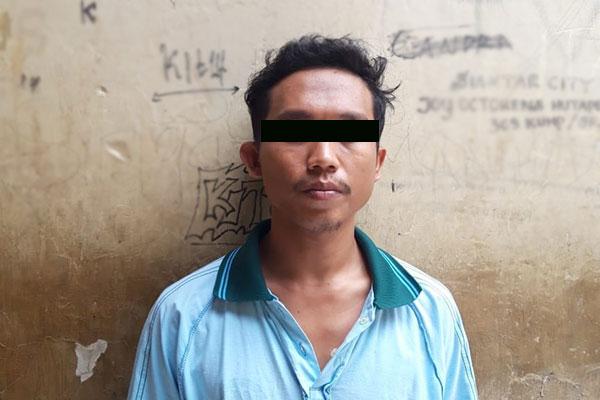 Gituin Adik Ipar yang Masih SD hingga Hamil, Seorang Pria Diserahkan ke Polisi