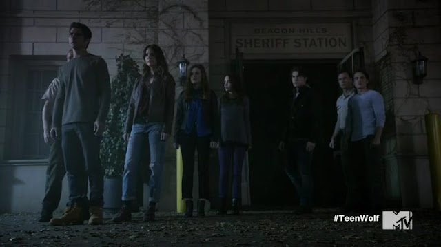 Review | Teen Wolf 6x15: Pressure Test