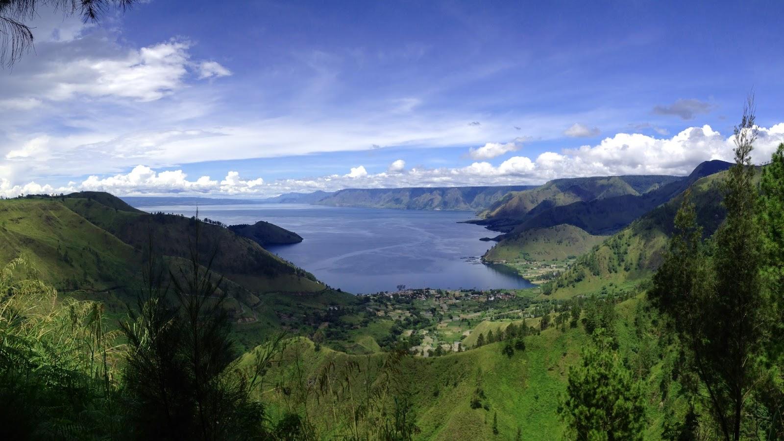 Keindahan Alam Danau Toba Sumatera Utara
