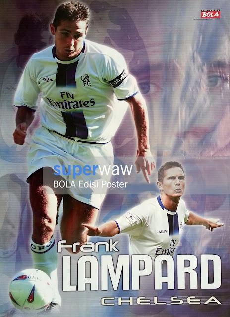 Poster Frank Lampard (Chelsea)