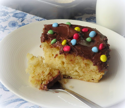 Grandmother's Buttermilk Cake