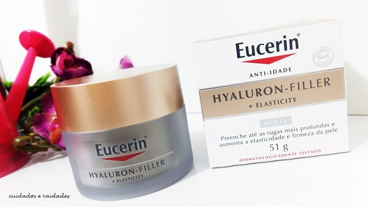 Eucerin Hyaluron Filler Elasticity Noite
