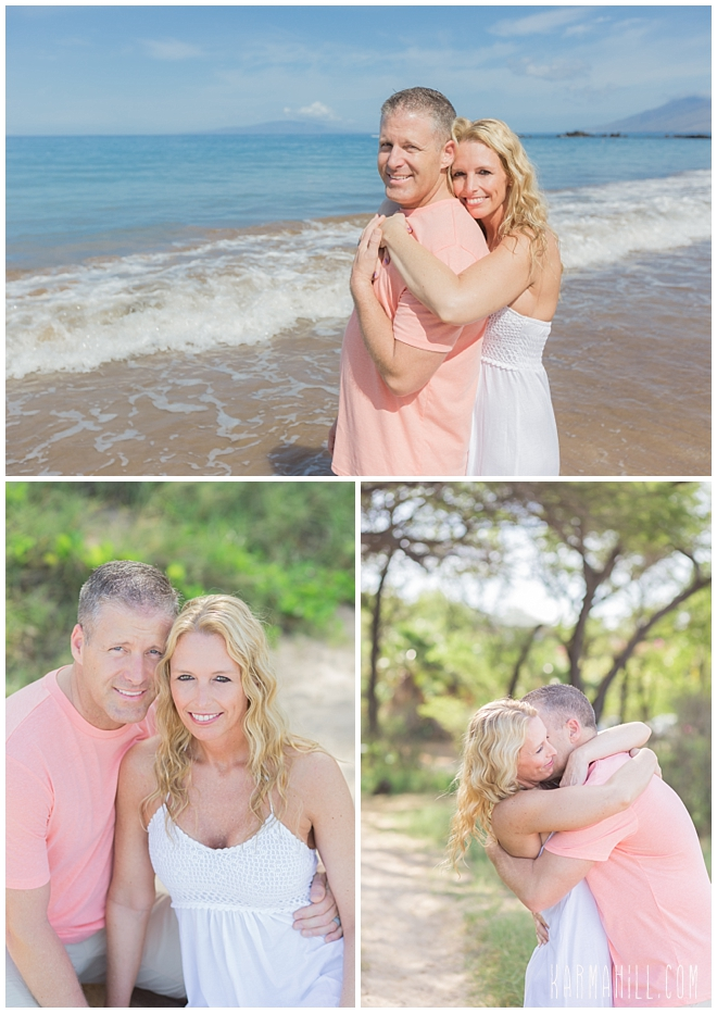 Wailea Family Portrait Photographers