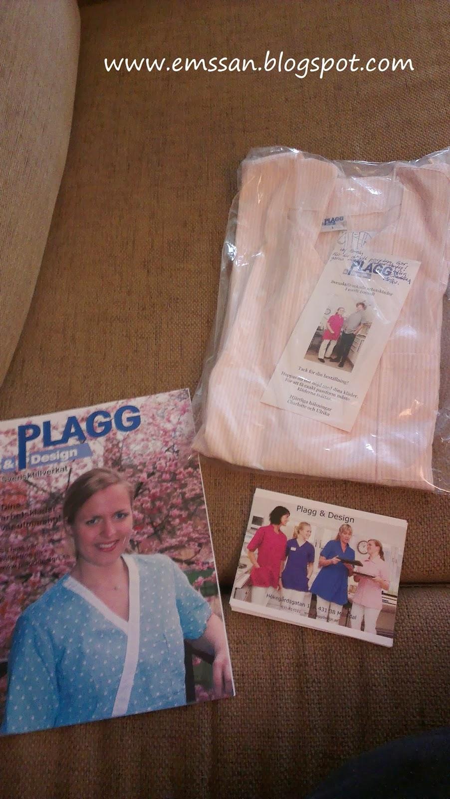 725a82657b04 För ett tag sen fick jag hem en jättefin jobbtunika från Plagg & Design.  Jag fastnade för deras kläder när jag såg att de tillverkas i Sverige och  att de ...
