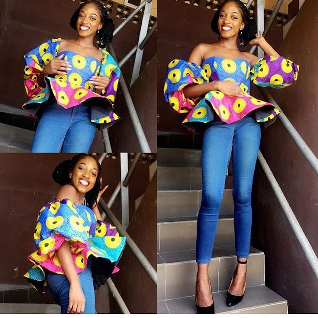 Latest Ankara Fashion Style 2018: Gowns, Dresses and Tops