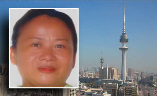 DFA files criminal case for the death of Filipina maid in Kuwait