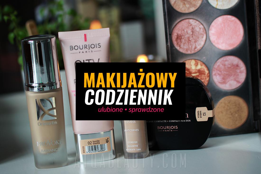 Makijaż :: Makijażowy codziennik <br>– ulubione i sprawdzone kosmetyki, po które sięgam codziennie