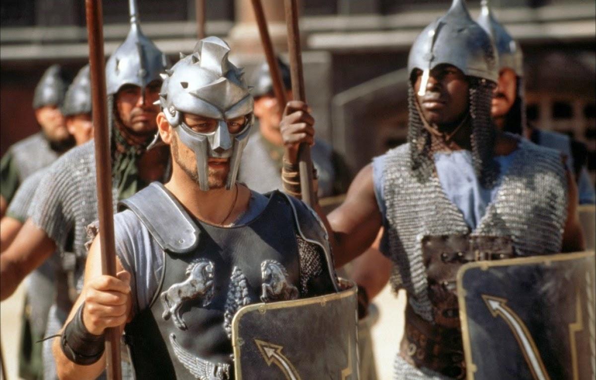 Image result for Gladiator 2000