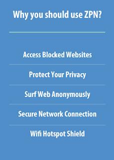 Free VPN Proxy - ZPN Download Link 2019 ~ Majedar Tech