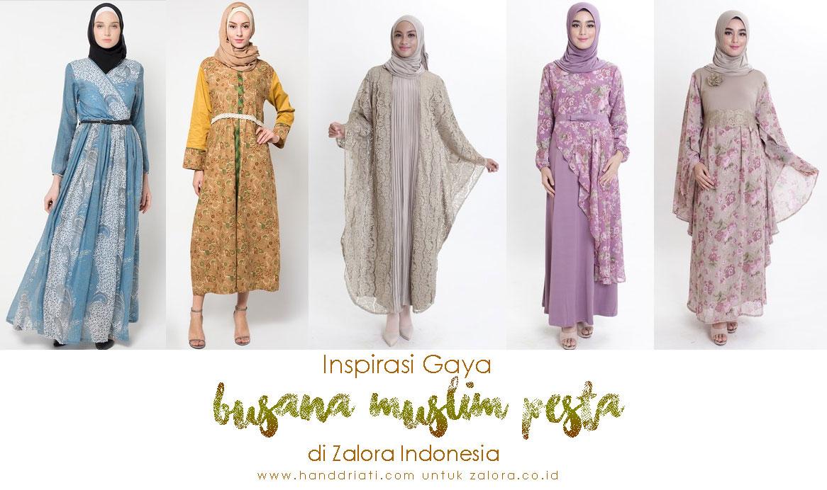 Zalora Busana Muslim Zalora Luncurkan Koleksi Pakaian