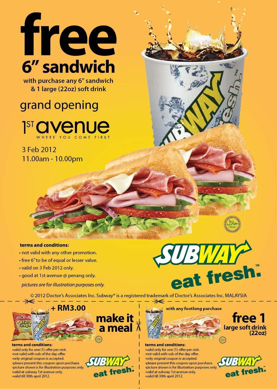 Marketing Strategies of Subway