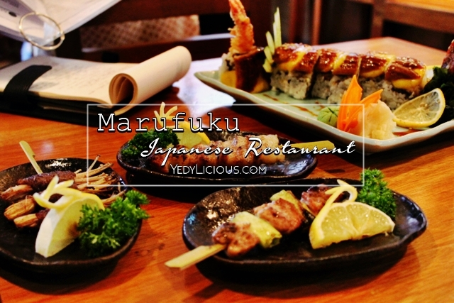 Marufuku Japanese Restaurant Ortigas Pasig, Best Japanese Restaurant in Manila