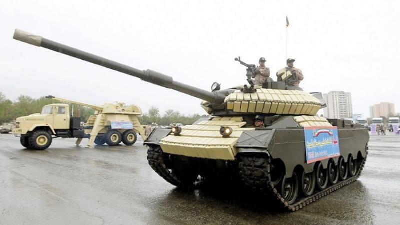 Tiam Iran Tank