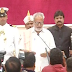 Prof Ganeshi Lal takes oath as Governor of Odisha
