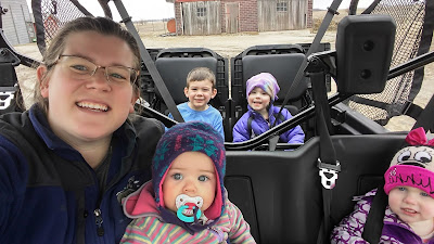 6 Truths About Being a Mom of 4 Kids