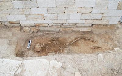 Βρέθηκε σκελετός εργάτη στο Δεσποτικό