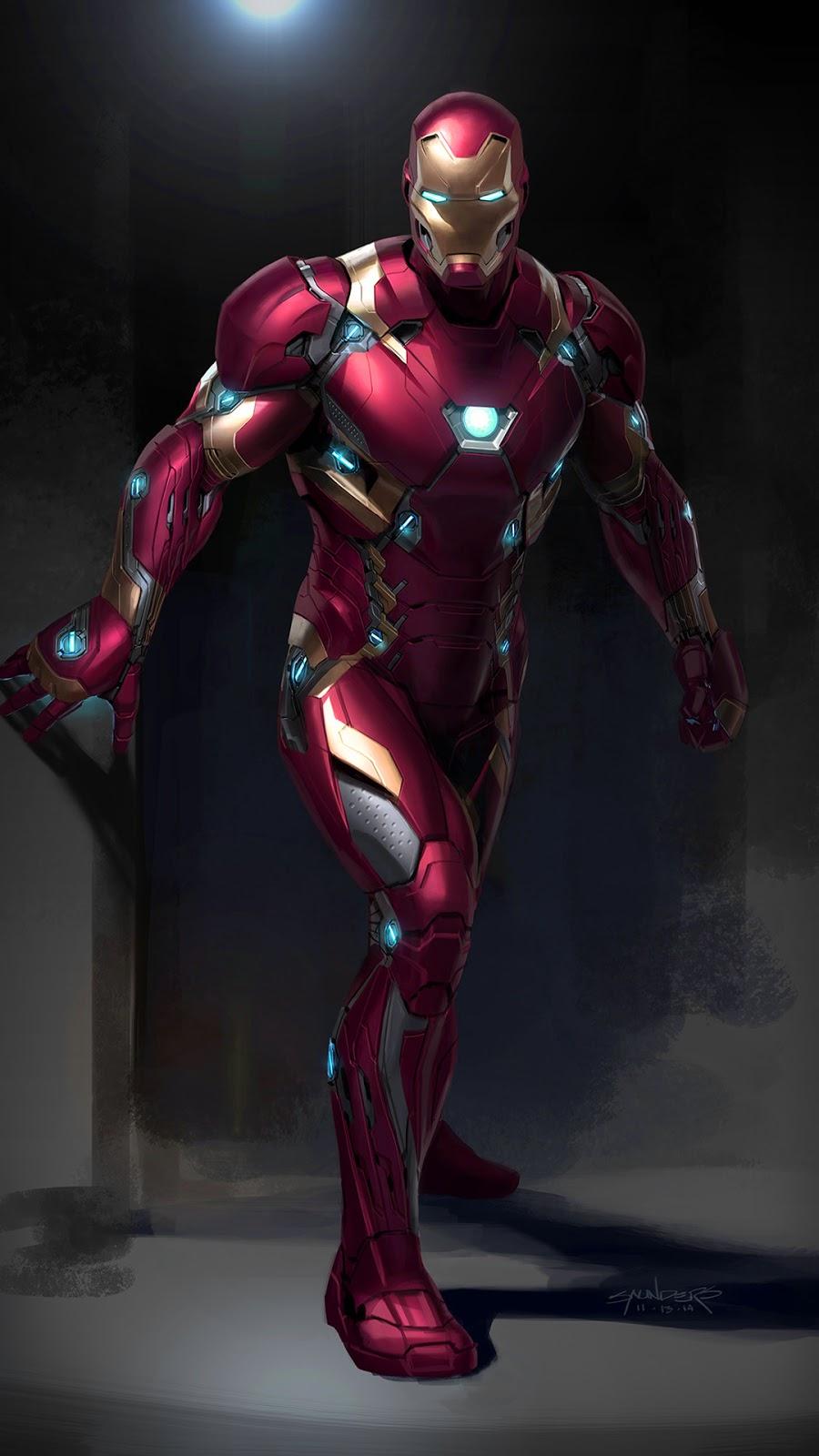 iron man melawan hulk