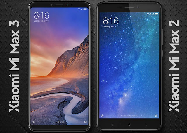 Xiaomi Mi Max 3 Vs Xiaomi Mi Max 2 Quick Comparison
