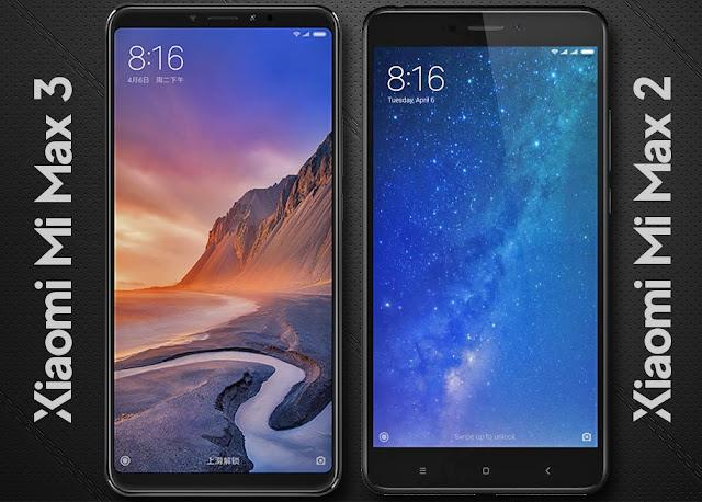 Xiaomi Mi Max 3 Vs Xiaomi Mi Max 2 Quick Comparison