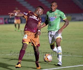 Deportes Tolima vs Bucaramanga