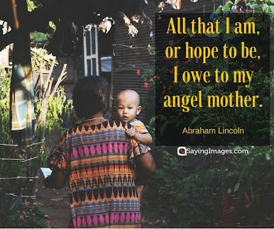 happy mothers day sayings for moms in heaven