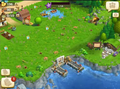 FarmVille 2 Mod Apk Terbaru Gratis Unlimited Keys